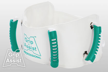 Grip-n-Assist Gait Belt